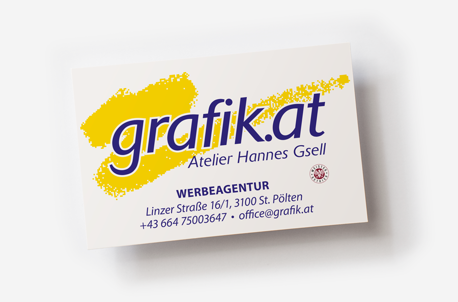 grafik.at - Atelier Gsell Hannes